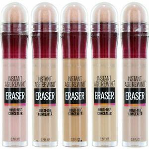 MAYBELLINE Instant Anti Age Eraser Eye Concealer CHOOSE SHADE - NEW Sealed -