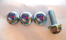 New York Rangers License Plates Screws, New York Rangers Logo Plate Screws,