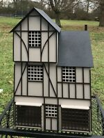 G SCALE TUDOR STYLE HOUSE kit- OUTSTANDING QUALITY!!! (Or business office)
