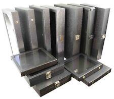 Di alta qualità gioielli organizer viaggio di vendita di vassoi di visualizzazione con coperchi