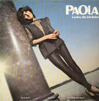 Paola Lieder, Die Ich Liebe LP Album Vinyl Schallplatte 192744