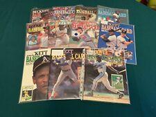 Beckett Baseball Card Monthly Lot Of 11 47-59