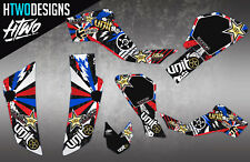 SUZUKI LTZ50 GRAPHICS KIT TO FIT LTZ 50 STICKERS QUAD DECALS STICKER GRAPHIC LT