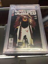 SCALPED #1 KEY 1st Dashiel Bad Horse CBCS 9.4 Vertigo DC Comics WGN TV show