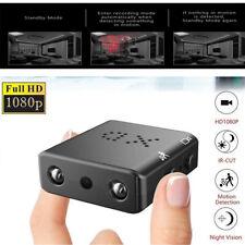 Mini Kamera Überwachungkamera Hidden Camera Spion Spycam HD 1080P IR Nachtsicht