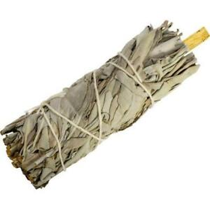 "3.5"" White Sage Smudge Stick with Palo Santo Stick Bundle!"
