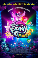 My little pony the movie Silk Poster Wallpaper 14 X 20 inch