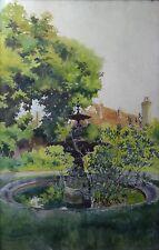 Louis MOHLER (1875-1934) Nevers Nièvre Bourgogne Franche-Comté Achille Millien