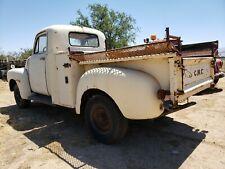 1952 GMC - Chevrolet Pick Up California Wagen, Bastler, Nur 7% Zoll.