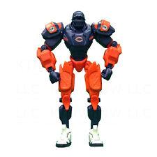 "New NFL Chicago Bears FOX Sport 10"" Robot Cleatus Action Figure Version 2.0"