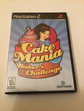 Cake Mania: Baker's Challenge (Sony PlayStation 2, 2008)
