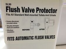 Flush Valve Protector fits automatic flush valves toilet and urinal