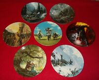 LORD OF THE RINGS WEDGWOOD PLATES - SELECT PLATE