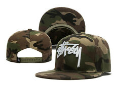 New Fashion trend Men's Snapback adjustable Baseball cap Hip Hop Camouflage Hat