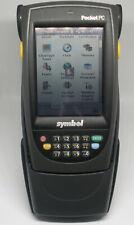 Symbol PPT8846-R3BZ10WWR Barcode Scanner Terminal 1D + Pistol + Ladestation