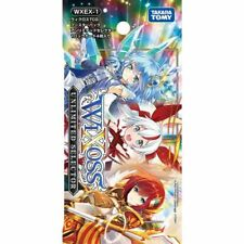 TAKARA TOMY WIXOSS WXEX-1 TCG BOOSTER 20PACK UNLIMITED SELECTOR WX59512x20