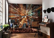 NON WOVEN giant wallpaper 368x248cm Fusion Effect Abstract Luxury Wall Mural