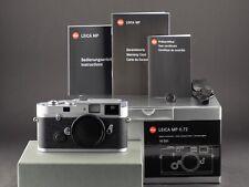 Leica MP 0.72 10301 silber silver FOTO-GÖRLITZ Ankauf+Verkauf
