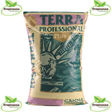 Canna Terra Professional Plus 50L Soil Growing Media With White Peat