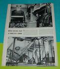1939 ARTICLE~ADOLPH HITLER'S ASSASSINATION ATTEMPT @ MUNICH BEER HALL FAILS