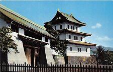BG14546 matsumae castle hokkaido japan
