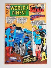 World's Finest Comics #169 feat. Superman & Batman (Sep 1967, DC)