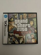 Grand Theft Auto: Chinatown Wars (Nintendo Ds, 2009) Rockstar No Map or Manual