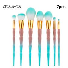 1/4/7/10/11PCS Makeup Brushes Unicorn Diamond Eyeshadow Beauty Cosmetic Tool Set