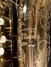 The Martin Magna Alto Saxophone #305004 98% Original Lacquer-Vintage-Collectible