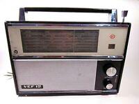 RADIO RARE VINTAGE VEF 12  SOVIET USSR TRANSISTOR
