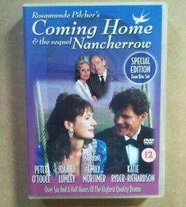 Rosamunde Pilcher - Coming Home & Nancherrow - TV Mini-Series Drama (4 Disc DVD)