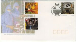 Australia 1991 Serum Laboratory APM23170 PSE Cover