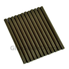 "GlueSticksDirect Brown Dark Chocolate Glue Stick mini X 4"" 12 sticks"