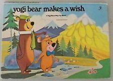 YOGI BEAR Makes a Wish Pop-Up Book