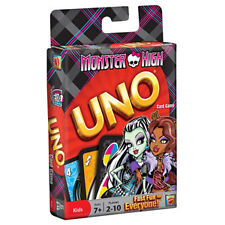 T 8233 Mattel UNO Monster High