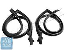 1973-74 Dodge Charger Roofrail Weatherstrip Seal Pair - RR4002S