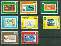 Paraguay - Lot Fußball WM , ** , siehe Scan