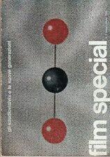 FILM SPECIAL - N.1, Maggio-Giugno 1969. Gli ''audiovisivi'' e le nuove generazi