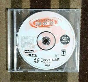 Tony Hawk's Pro Skater (Sega Dreamcast, 2000) VG Shape Tested