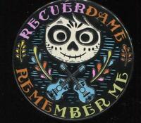 Coco Remember Me Disney Pin 126896
