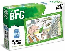Roald Dahl The BFG Jigsaw Puzzle 250 Pieces, age 6+ Brand new