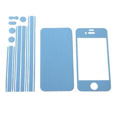 Aufkleber für Handy in Blau