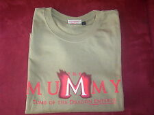 Goodie du film THE MUMMY 3 - tee-shirt taille L (neuf sous blister)