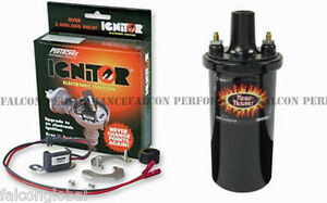 PerTronix Ignitor+Coil Ford V8 w/Motorcraft Single Points Distributor 1957-1968