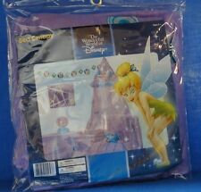 Disney Tinker Bell Bed Canopy Girls Bedroom Peter Pan Purple