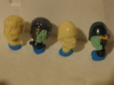GI Joe o-ring Zombie Viper &  Zombie Cobra Soldier custom cast heads unproduced