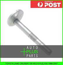 Fits TOYOTA LAND CRUISER 100 HDJ101/UZJ100 - Cam Camber Adjustment Bolt / Plate