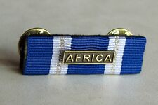 Non-Article 5 Medal for NATO Logistical Support to the African Undress Bar Pin