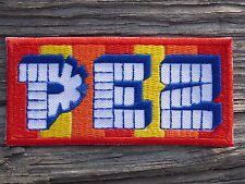 ECUSSON PATCH THERMOCOLLANT aufnaher toppa PEZ geek retro vintage 70 80 90
