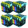 20PK New LC61 Ink For Brother MFC-250C MFC-295CN MFC-385CW MFC-490CW MFC-6490CW